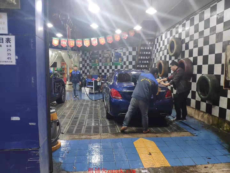 汽车美容,维修保养,盈利店面转让