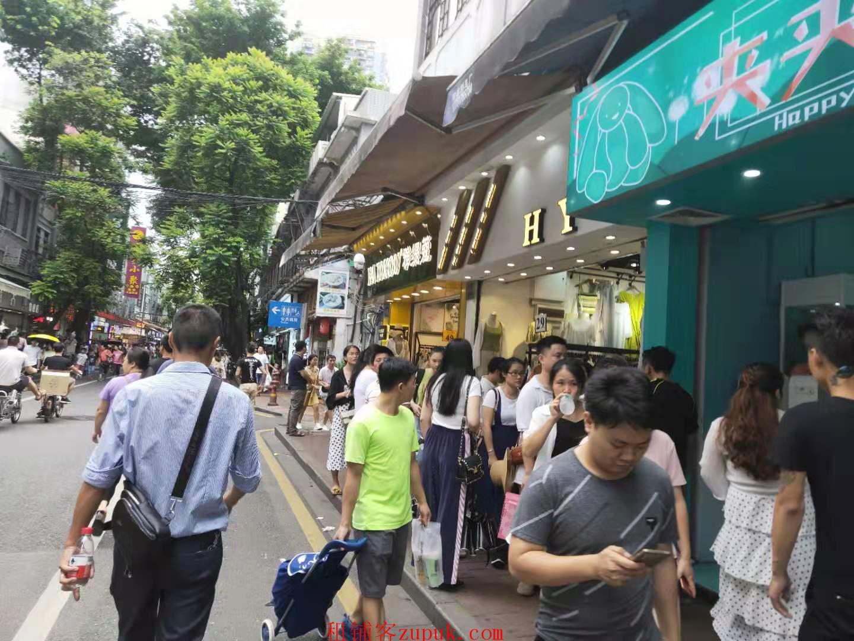东山口近地铁,餐饮店可做麻辣烫酸菜鱼料理店,人超多生意好做1