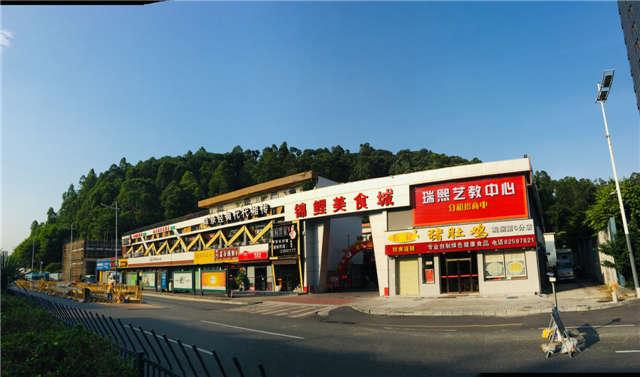 临街旺铺招租免费提供大型停车场