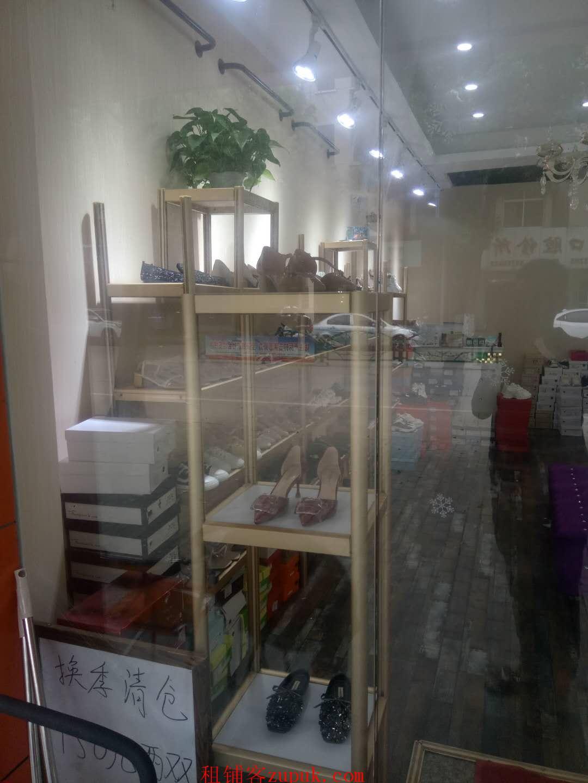 经营中时装女鞋店