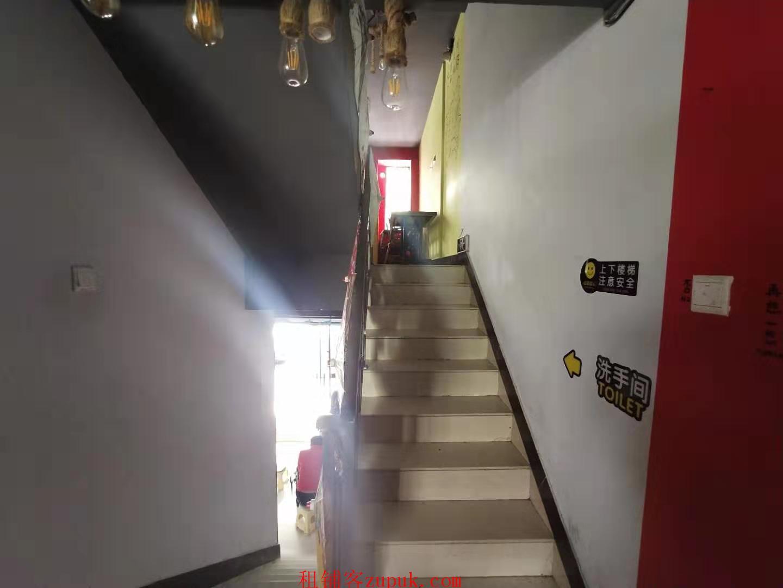 盘龙区临街火锅店直租