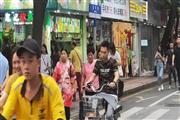东山口,小吃街人超多,可各种餐饮,业态不限,生意好做租金低1