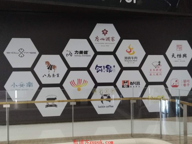 深圳福田华强南甲级写字楼配套商铺
