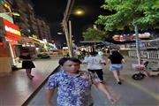 白云三元里旺铺, 可明火重餐饮,沿街一楼,靠近十字路口!