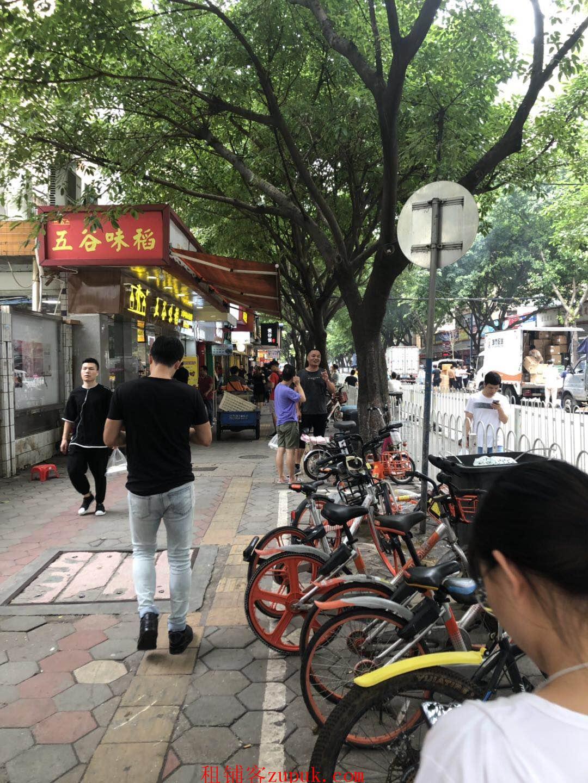 天河员村地铁口旺铺,纯一楼,适合小吃饮品,超大客流!