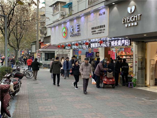 房东直租 大木桥路沿街轻餐饮 奶茶早餐馄饨 地铁口客流大