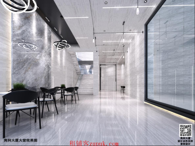 花都新区商业地段艺术教育七千平隽利大厦招租
