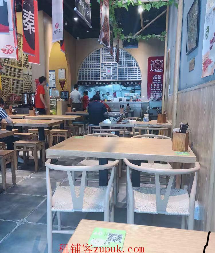 员村沿街旺铺餐饮旺铺 重餐饮可明火 客流集中 近地铁