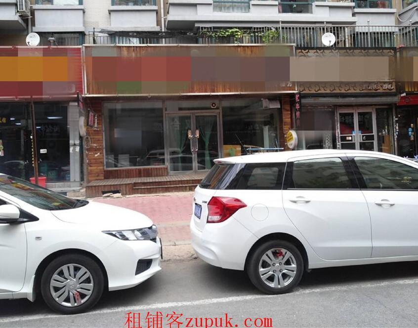 [太原南街]100平纯一层餐饮旺铺出租转让