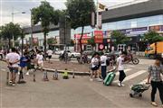 三元里临街旺铺,适合饮品小吃,零售业态不限,靠十字路口!