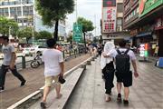 白云三元里临街旺铺,可餐饮,零售,靠十字路口,客流超大!