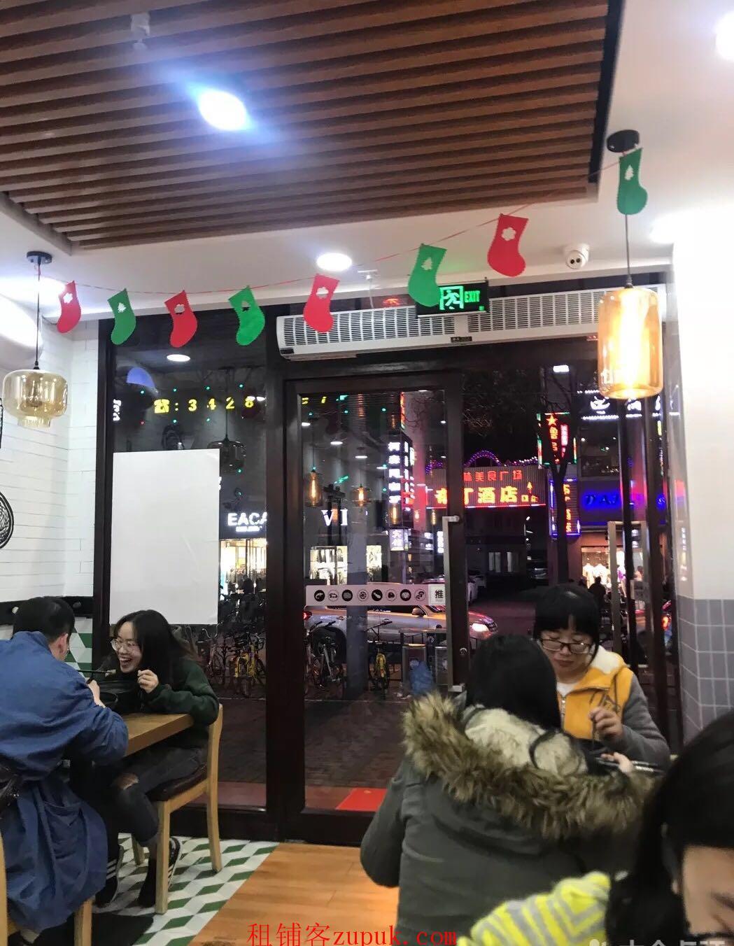 三元里牌坊 餐饮旺铺招租 客流出去超大 业态不限