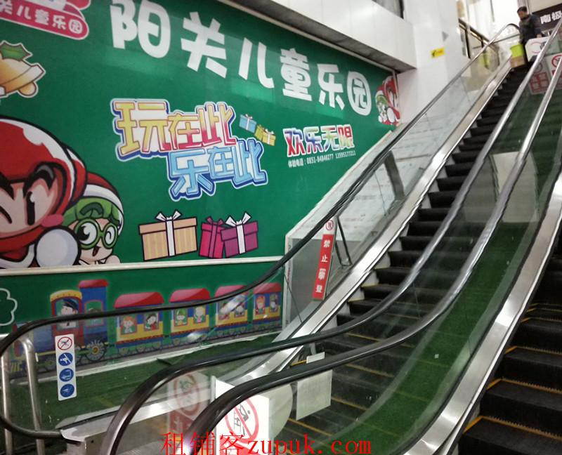 观山湖阳关地铁站美的林城儿童游乐园旺铺转让