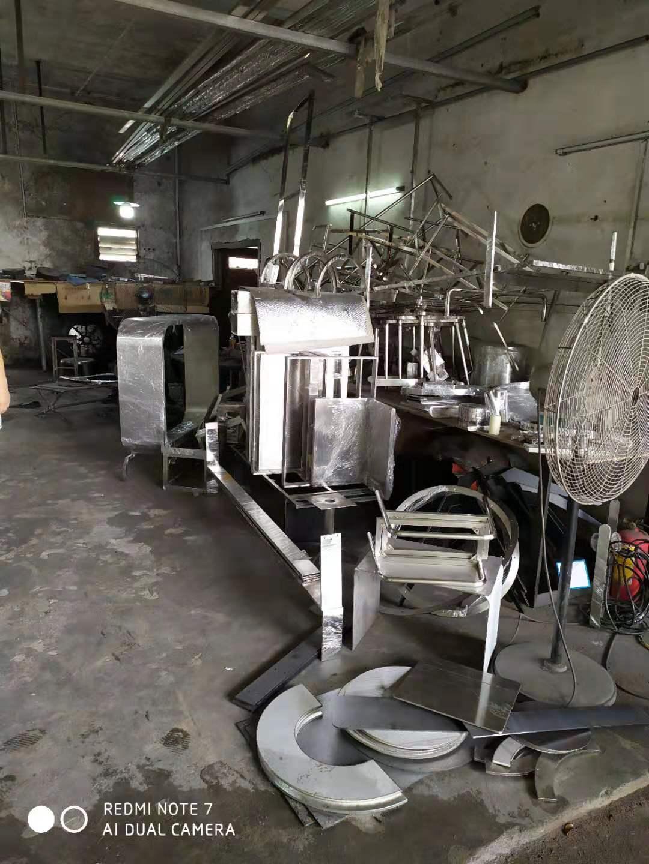 珠三角至大钢材交易中心有旺铺出租,欢迎不绣钢工艺进驻