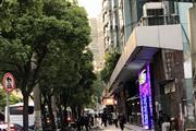 长寿路沿街150平重餐饮旺铺送30平外摆地铁站2百米门宽13