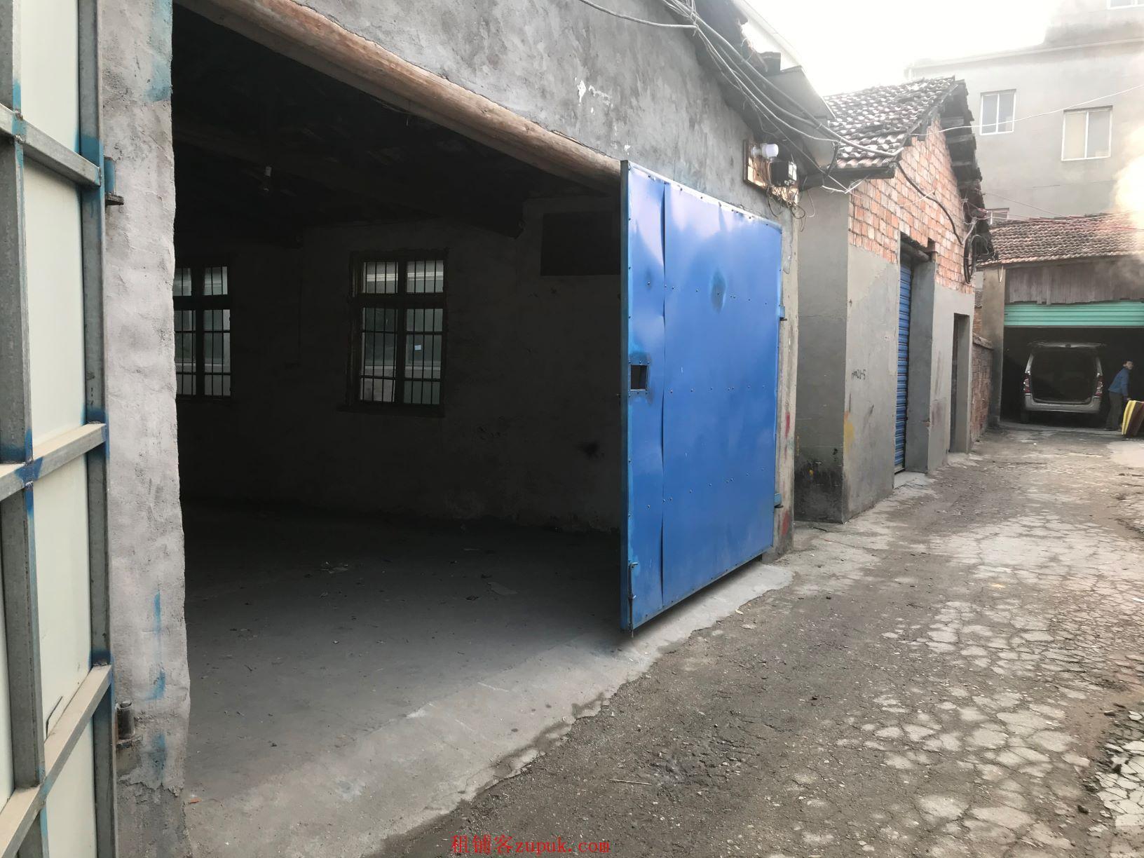 赣江大桥下500平自建厂房仓库出租