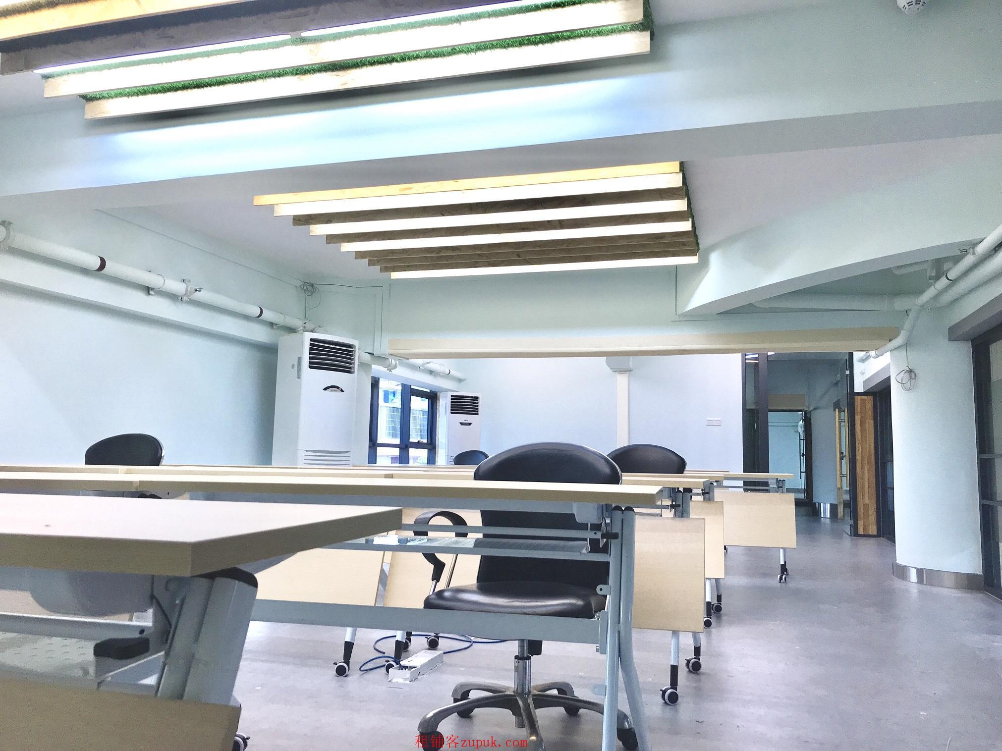 交通便利地铁口商圈 新装修200方写字楼出租 诚邀科技公司进驻