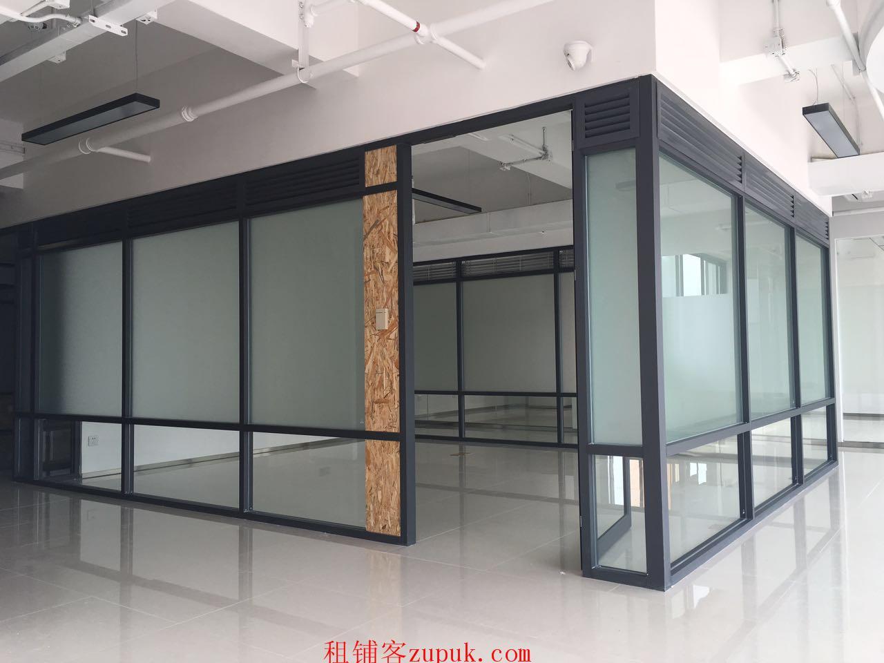 番禺地铁口旁微办公楼出租,新装修、有空调