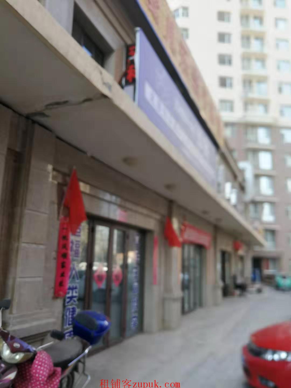 龍康新苑小區北區內鋪兩間出租
