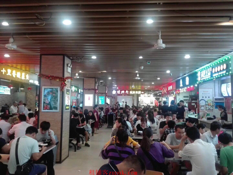 番禺大学城沿街门面,5w师生人群,适合饮品小吃,租金低