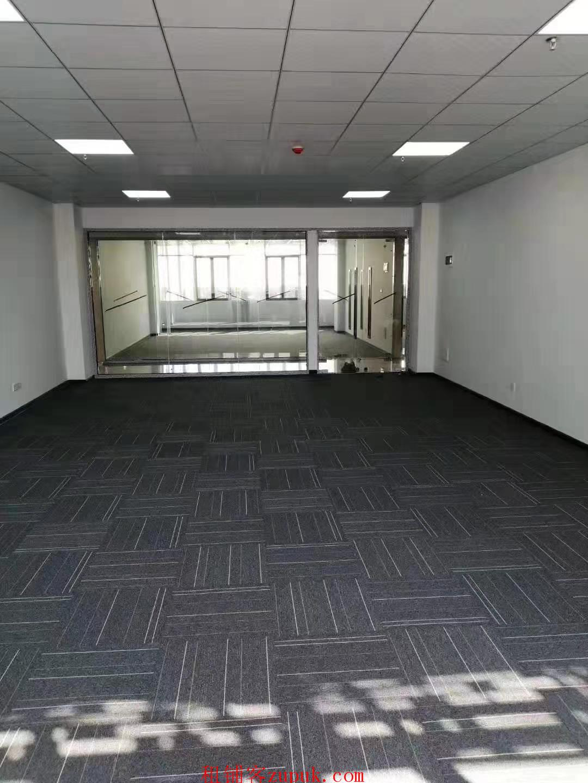 出租罗湖区水贝地铁口写字楼88平,豪华装修,可注册公司