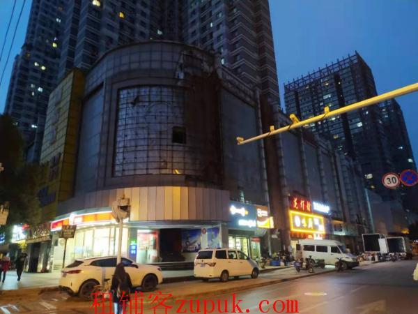 江汉路商圈小吃店转让行业不限