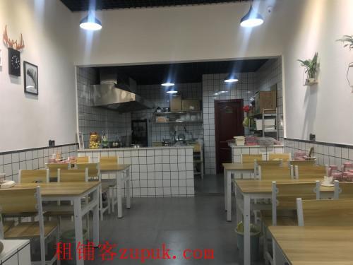 未来方舟H7组团盈利餐饮门面转让