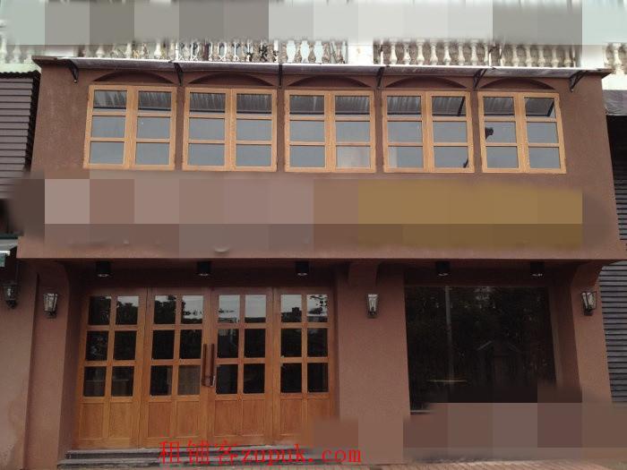 [太原南街]450平纯一层餐饮中心位置门市出租转让