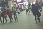 北京路步行街商铺仅剩一个 致力于打造一个网红美食城