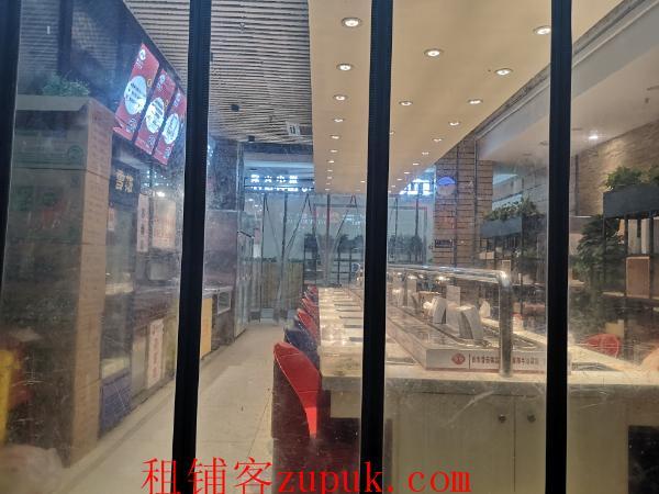 光谷民族大道60平米火锅店转让