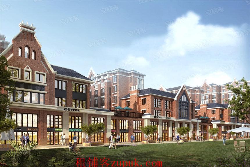 4图 长城南路,600m2三层独栋沿街商铺招租
