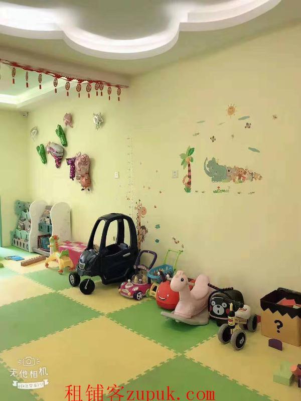 双语幼儿园旁婴儿游泳馆转让 可空转