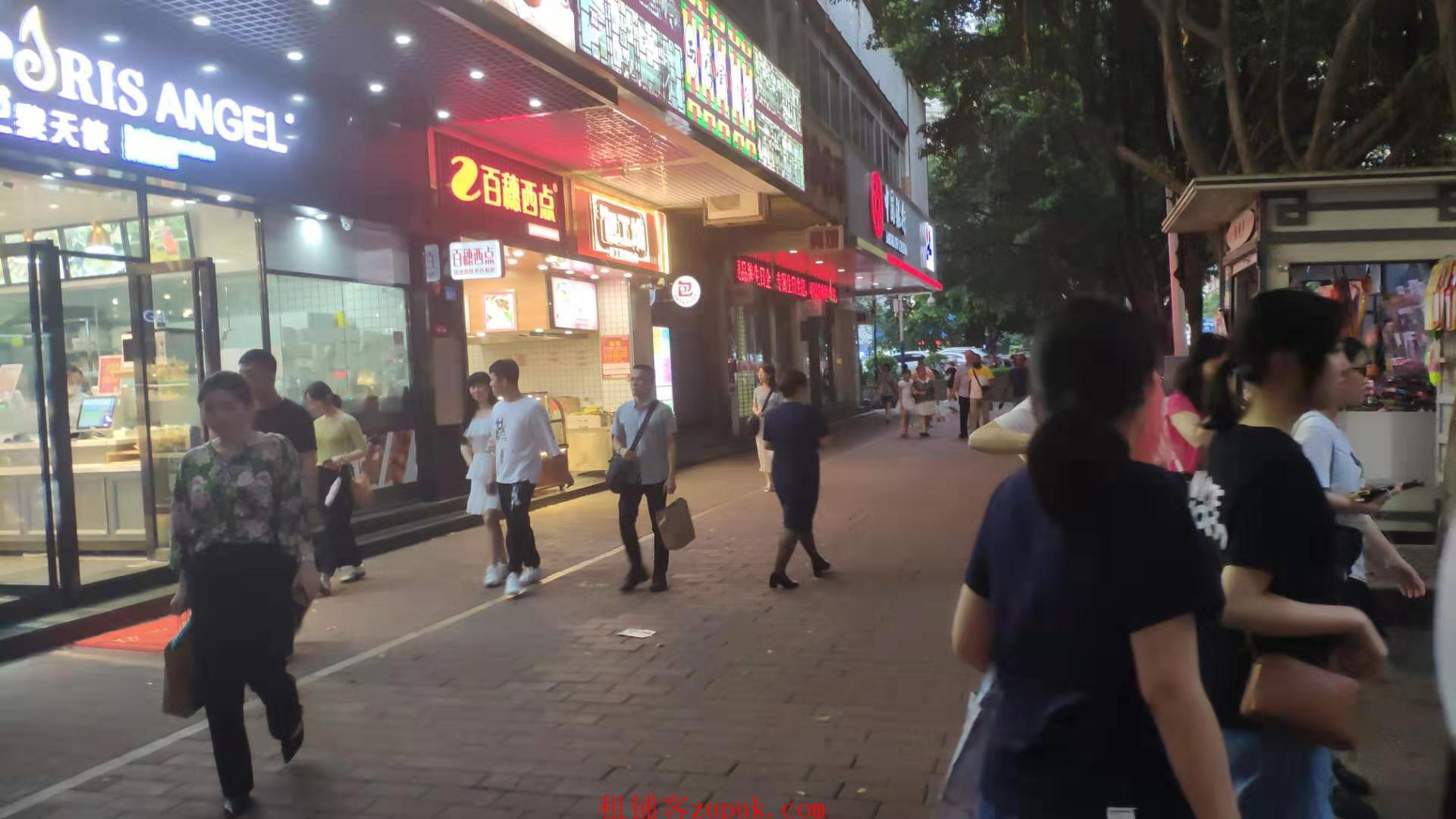 荔湾社区配套沿街旺铺 多个小区环绕 客流全天不断 业态不限