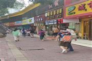 天河科韵路商圈,可明火外卖靓铺,可快餐奶茶小吃套餐饭酸菜鱼等
