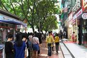 京溪南方医院餐饮旺铺临街门面 客流量集中 近地铁