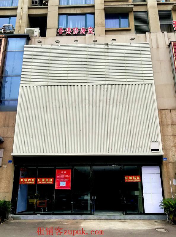 南京河西万达广场临街旺铺出租
