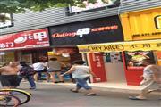 石牌东步行街,餐饮小吃门面,可明火重餐饮等业态人流旺到不停!