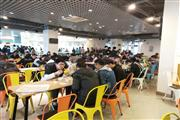 滨江万人园区配套食堂档口招商,排队就餐