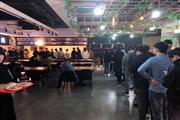 滨江万人园区办公楼配套食堂档口招租,排队就餐