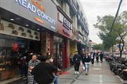越秀东华西路餐饮旺铺,可明火,沿街一楼,靠近十字路口!
