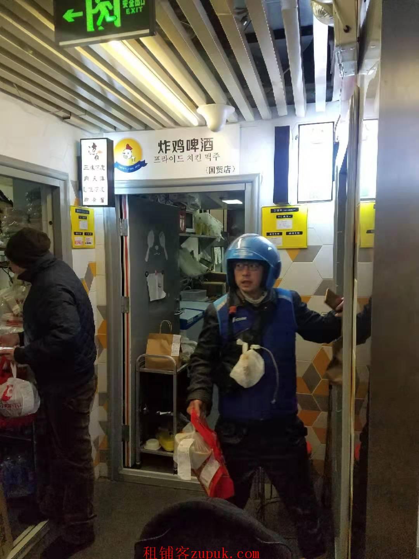 望京三元桥酒仙桥外卖档口出租北京城八区繁华地段均有档口出租
