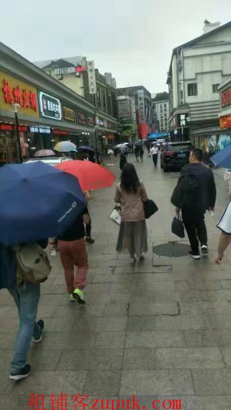 钱江新城重餐饮小吃商铺出租 业态品类不限