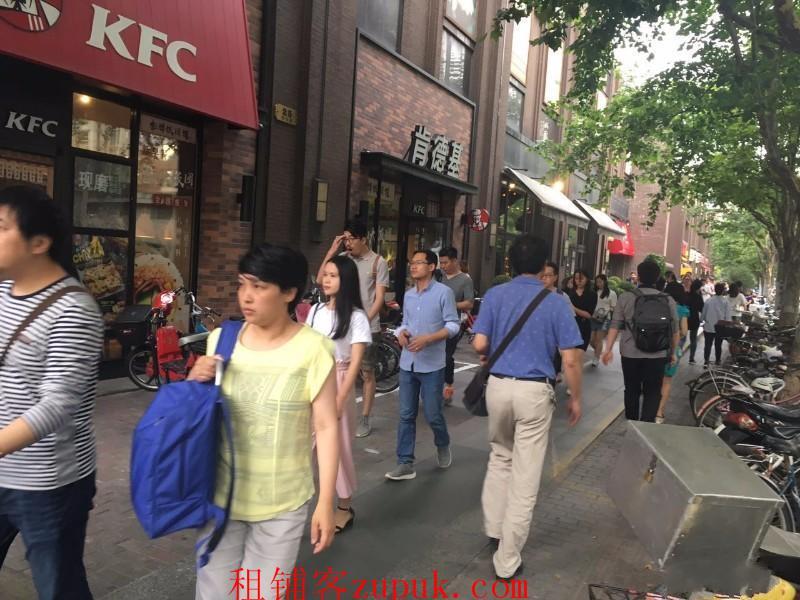 昌岗沿街门面小吃店 适合奶茶小吃等 业态不限