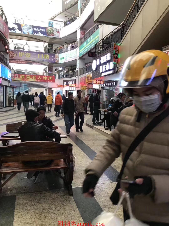 滨江重餐饮商铺出租 招各类餐饮小吃业态