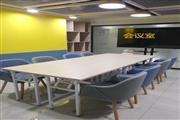 沈塘桥地铁口精装办公室出租免水电、空调、物管费 可注册
