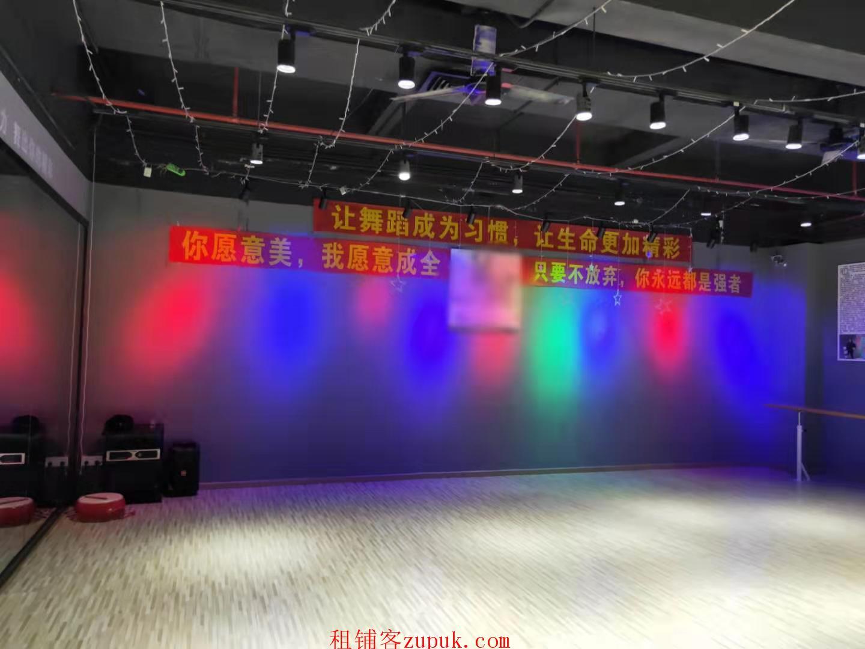 深圳沙井舞蹈室诚意转让