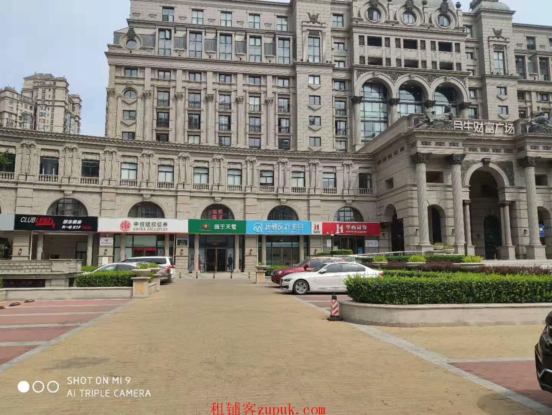 北京合生财富广场大望路写字楼招商