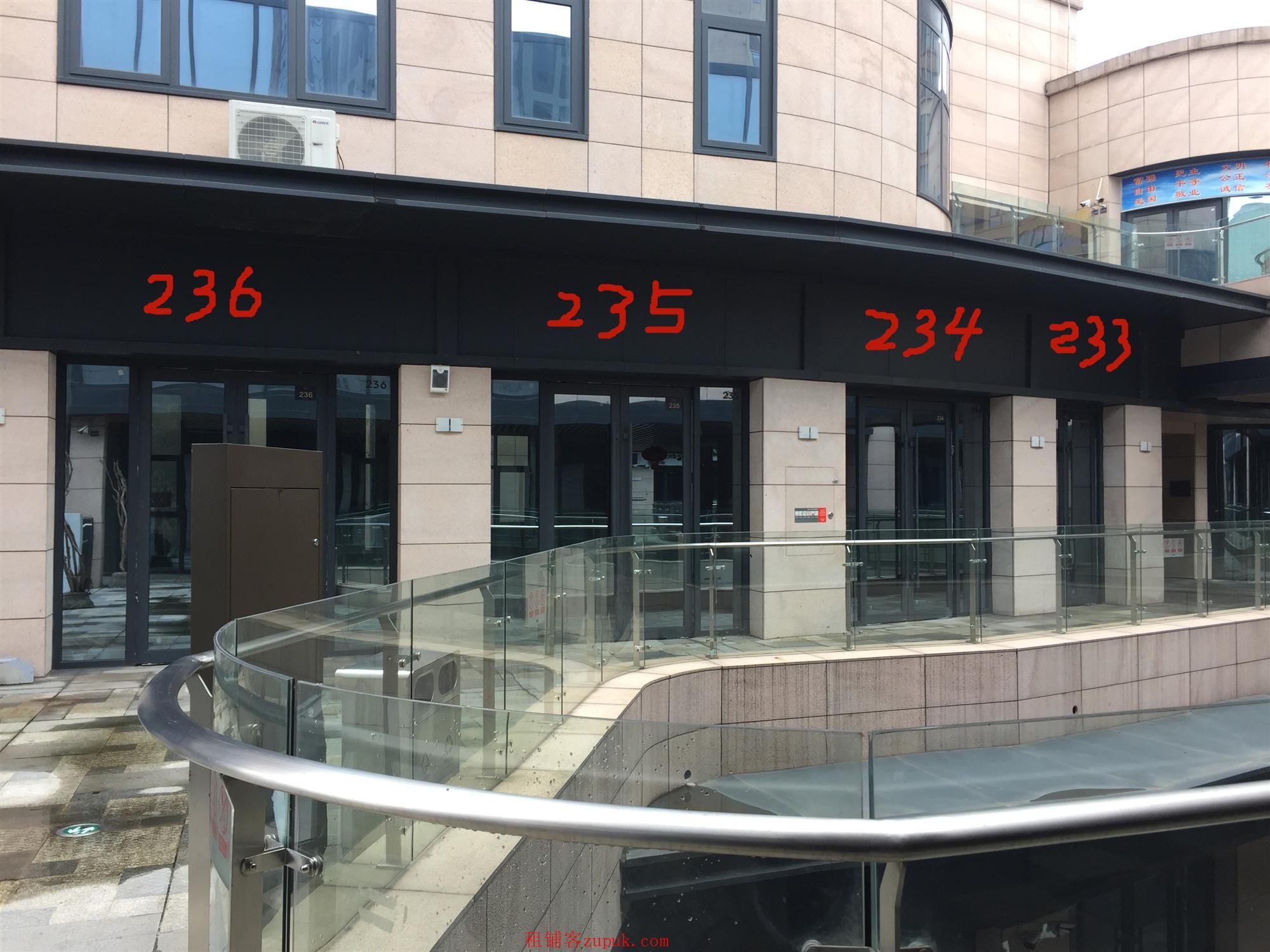 出租望城区城市时光商业广场2楼毛坯商铺