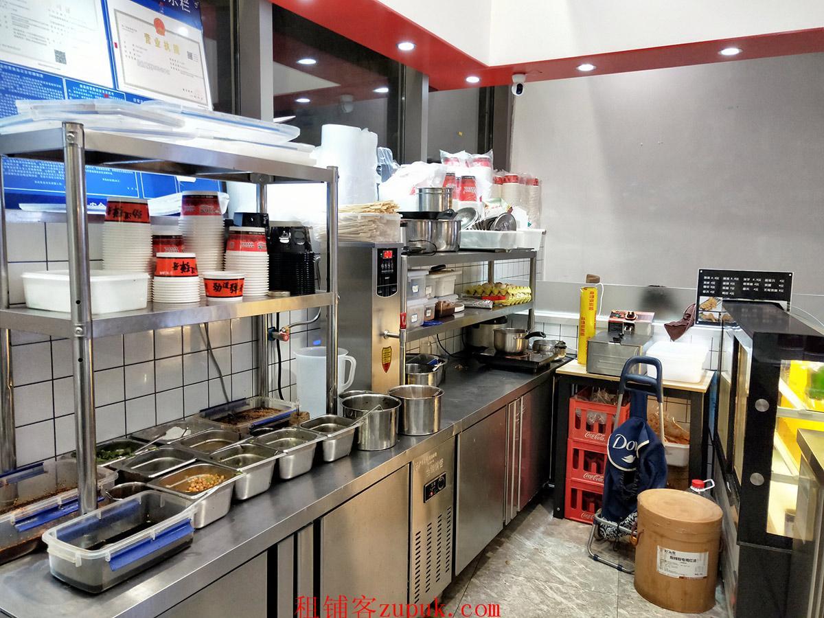 延安西路汇金星力城餐饮店生意转让(无转让费)