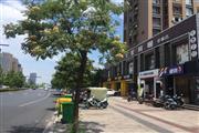 下沙满租高端小区沿街1拖2商铺火爆招商,十字路口